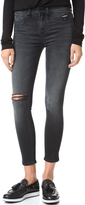 Rag & Bone Skinny Capri Jeans