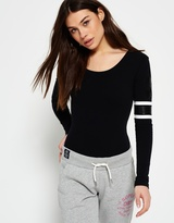 Superdry Classic Sportsleeve Bodysuit