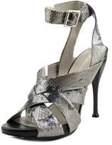 BCBGeneration Miel Women US 9.5 Silver Sandals