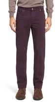 Bugatchi Men's Slim Fit Five-Pocket Pants