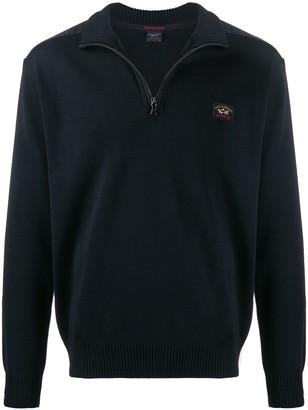 Paul & Shark half zip sweatshirt