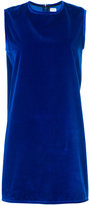 Maison Rabih Kayrouz velvet shift dress