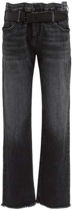 RtA Dexter Half Belt Jeans