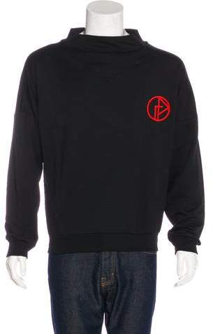 Gosha Rubchinskiy Batwing Logo Sweatshirt