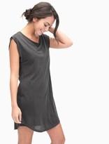 Splendid Vintage Whisper Rolled Sleeve Dress