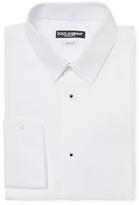Dolce & Gabbana Solid Dress Shirt