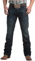 Cinch Ian Dark Stonewashed Sorbtek® Jeans - Slim Fit, Bootcut (For Men)