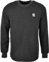 G Star Raw Core Zip Sweatshirt Grey