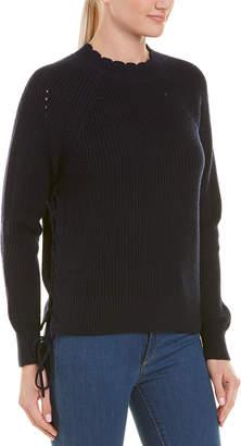 Joie Adanya Cashmere-Blend Sweater