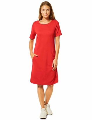 Cecil Women's 142745 Jersey-Kleid Dress