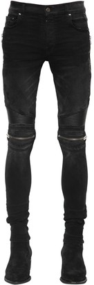 Amiri 15cm Mx2 Cotton Denim Jeans