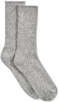 Hue Women's Tweed Ribbed Boot Socks