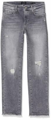 Only Women's Onlsui Reg Slim ANK DNM Jeans Rea103