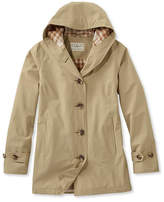 L.L. Bean L.L.Bean Easy-Care Mackintosh Coat