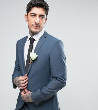 Heart N Dagger Skinny Summer Wedding Suit Jacket