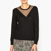 Ikks Dual Fabric Jumper