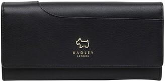 Radley Pockets Leather Matinee Purse, Black