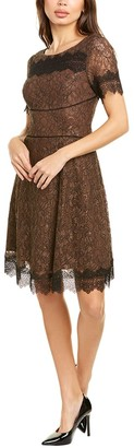 Shani Lace A-Line Dress
