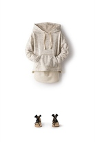 Country Road Space Dye Hood Sweat