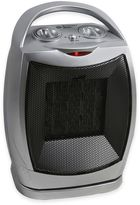 Comfort Zone Oscillating Ceramic Thermal Heater/Fan