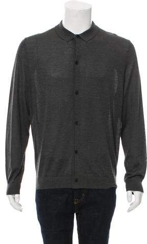 Theory Berner Wool Cardigan w/ Tags