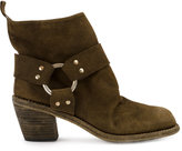 Guidi chunky heel boots - women - Horse Leather - 40