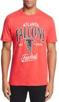 Junk Food Clothing Falcons Kickoff Crewneck Short Sleeve Tee