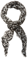 "Kenzo Faded Sand Square Scarf, 46"" x 46"""