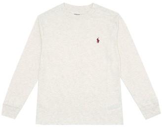 Polo Ralph Lauren Kids Cotton-jersey T-shirt