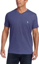 U.S. Polo Assn. Men's Short Sleeve Solid V-Neck T-Shirt