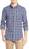 Ben Sherman Mod Fit Herringbone Check Shirt