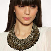 Blakegodbold Tonal Beaded Bib Necklace