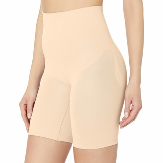 Yummie Women's Plus Size Cooling FX Mid Waist Thigh Shaper Shapewear