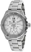 Tag Heuer Aquaracer CAY1111.BA0927 Men's Stainless Steel Chronograph Watch