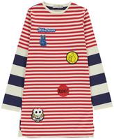 Stella McCartney Kora Stripe Patch Dress