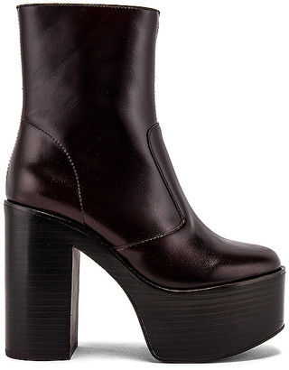 Jeffrey Campbell Mexique Big Platform Ankle Boot