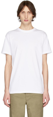 Norse Projects White Standard Niels T-Shirt