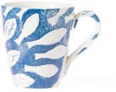 Vietri School of Fish Mug - Blue
