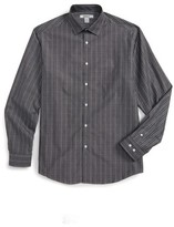 DKNY Boy's Stripe Dress Shirt