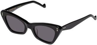 Zimmermann Tallow Cat-Eye Acetate Sunglasses