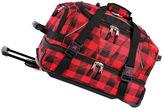 Athalon Sportsgear Sportgear 21 Rolling Duffel Bag
