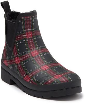 Tretorn Lina 2 Faux Shearling Lined Rain Boot