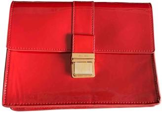 Miu Miu Red Plastic Clutch bags