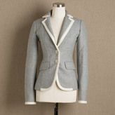 Double-faced wool Lexington jacket
