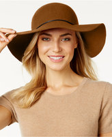 Nine West Metallic Tube Floppy Hat