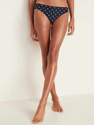 Old Navy Mid-Rise Bikini Bottoms for Women