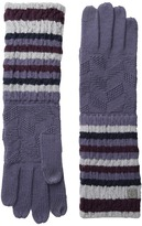 Smartwool Striped Chevron Glove