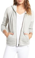 Splendid Women's Confetti Split Back Active Hoodie