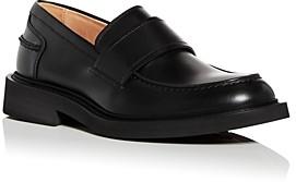 Bottega Veneta Men's Moc Toe Loafers