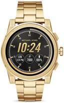 Michael Kors Grayson Gold-Tone Touchscreen Smartwatch, 47mm